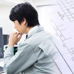 建築会社のCADデータ